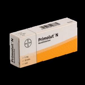 Acheter Primolut N : prix et informations - Dans les règles